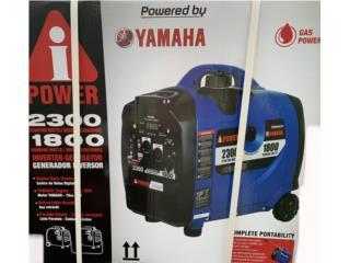 Yamaha 2300/1800 W, Puerto Rico