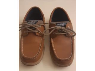 Zapatos Sperry, Puerto Rico