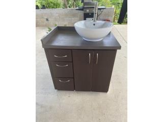 Se vende mueble de baño moderno, Puerto Rico