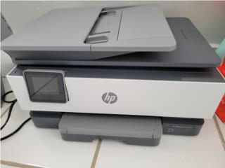 Printer HP OfficeJet Pro 8025, Puerto Rico