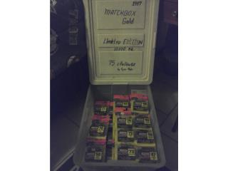 Carros Matchbox Coleccion 1997, Puerto Rico