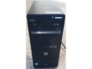 Computadora PC HP con Garantia & WIFI & Offic, Puerto Rico
