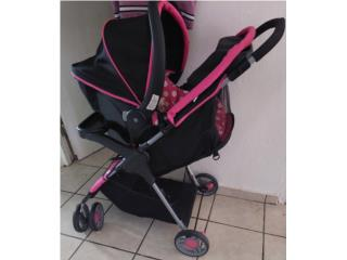 Coche y carseat minnie mouse , Puerto Rico