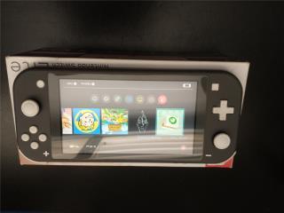 Nintendo Switch Lite, Puerto Rico