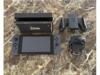 Nintendo Switch Bundle 32gb, Puerto Rico