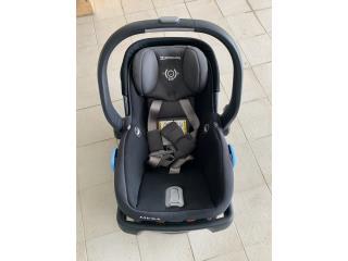 Car seat UPPA Baby Mesa - Charcoal, Puerto Rico
