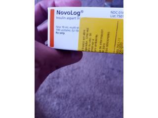 Insulina Novolog $35, Puerto Rico