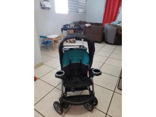 Coche Doble Baby Trend , Puerto Rico