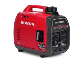 NUEVA! Planta Inverter Honda EU2200 Bluetooth, Puerto Rico