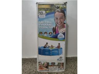 Piscina Intex 10x30 con filtro NUEVA, Puerto Rico