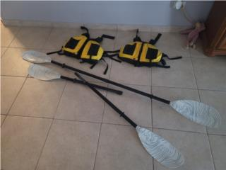 Kayak 2.5 personas, Puerto Rico