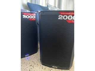 Bocinas alto profesional TS315 2000watt , Puerto Rico