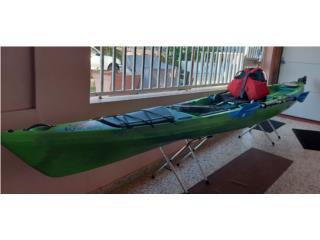 Kayak Jackson Kraken 15.5 con timon., Puerto Rico