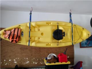 Kayak una persona, Puerto Rico