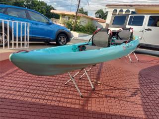Kayak Crescent Crew. 2 Salvavidas 2 Remos, Puerto Rico