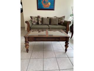 Mueble de sala con mesa, Puerto Rico