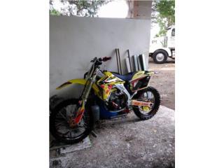 rmz 450 nueva nueva  Puerto Rico