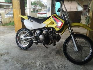 Zusuki 110 cc Puerto Rico