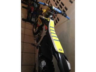 RMZ 450 Puerto Rico