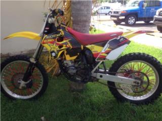 Rm125 Puerto Rico