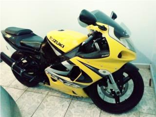 SUZUKI GSX 2000 Puerto Rico