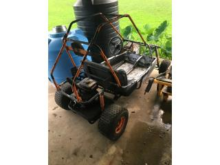 Go cart  Puerto Rico