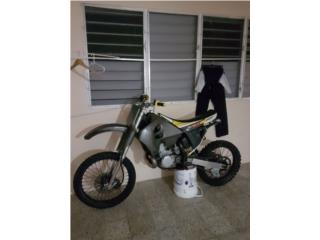Suzuki rm 250 Puerto Rico