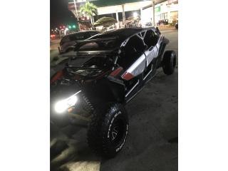 CAN AM MAVERICK X3 XRS MAXX HYPE SILVER 2019  Puerto Rico