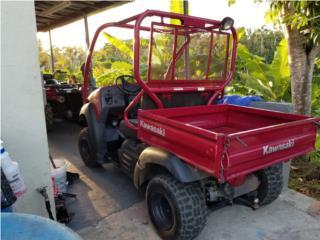 Kawasaki mule 4x2  Puerto Rico