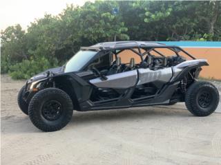Can am Maverick X3 2018 Mil millas $31,999 Puerto Rico