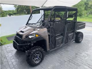 Polaris Ranger 4/4 ,1000 ,asiento,imp ,nuevo Puerto Rico