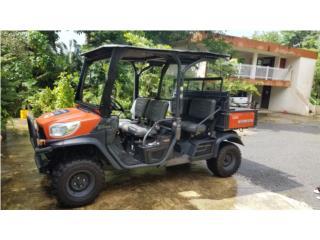 Utility Cart Kubota RTVX1140 4x4 Diesel Puerto Rico