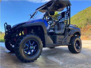 Kawasaki Teryx  Puerto Rico