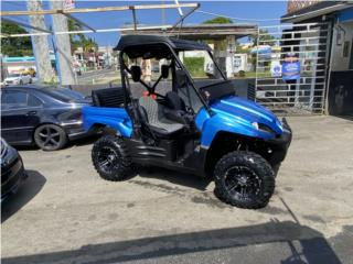 Teryx 750  Puerto Rico