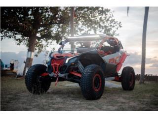 CAN-AM 2021 - MAVERICK X3 X RC TURBO RR 195HP Puerto Rico