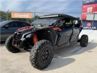 Can-am maverick x3 max X Rs turbo r 2018 Puerto Rico
