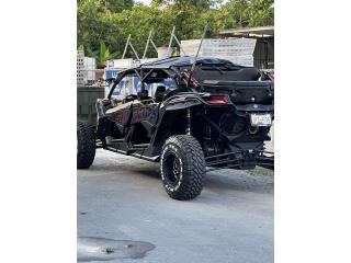 Can Am Mavericks XRS 195 hp Puerto Rico