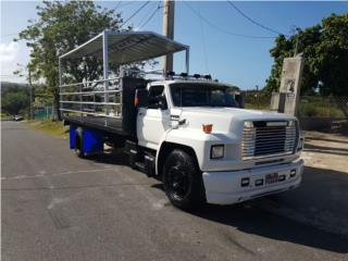 1990 Ford F-700 , Ford Puerto Rico