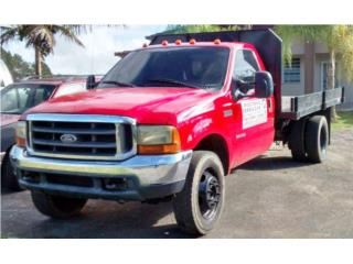 Ford 450 camión , Ford Puerto Rico