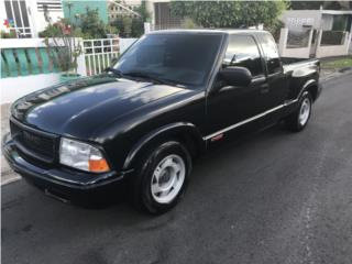GMC sonoma 1998, GMC Puerto Rico