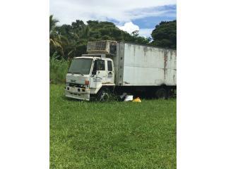 Camión Refrigerado Gmc/Isuzu , GMC Puerto Rico