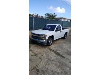 Chevy colorado, Chevrolet Puerto Rico