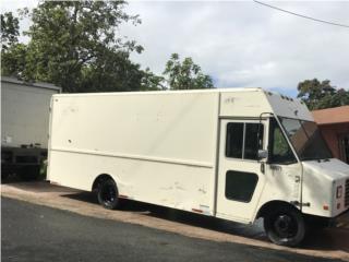 Chevrolet diésel 95 food truck , Chevrolet Puerto Rico
