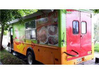 Food Truck, Chevrolet Puerto Rico