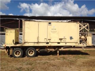 Unidad De Purificacion De Agua (ROWPU), Equipo Construccion Puerto Rico