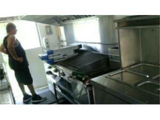 Food Truck Listo para trabajarlo, Chevrolet Puerto Rico