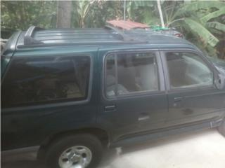 ford explorer 1997, Ford Puerto Rico