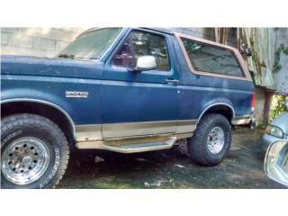 Ford bronco 90, Ford Puerto Rico