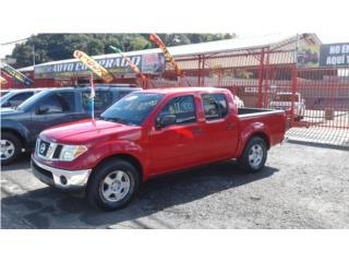 Frontera se 4 Ptas super nueva, Nissan Puerto Rico