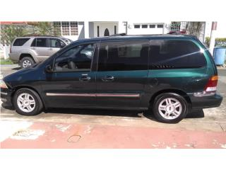 Ford windstar2001, Ford Puerto Rico